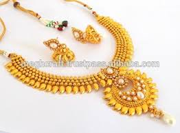 indian bridal necklace images Indian ethnic jewellery wholesale bollywood style gold plated jpg
