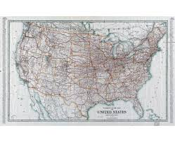 Large Map Of The United States by Maps Of Usa Detailed Map Of United States Of America In English