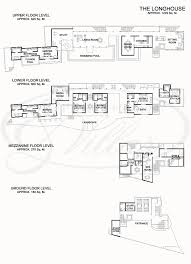 long house floor plans floor plan of the longhouse indonesia bali jimbaran by private
