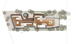 ground floor plan queenscliff residence john wardle architects