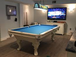 8ft brunswick pool table shoot pool on this one of a kind 8ft brunswick pool table custom