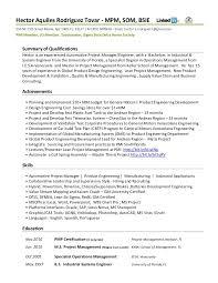 Sample Resume Engineering by Download Powertrain Test Engineer Sample Resume