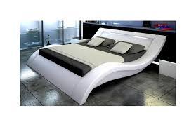 canape design discount lit designe free meuble noir et blanc lit design en x matera with