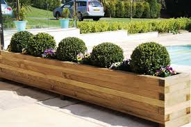 Garden Planters Ideas Modern Large Outdoor Planters Ideas Home Decor Inspirations