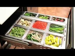 Refrigerated Prep Table by True Tfp Refrigerated Prep Table Features Pans Drawers And