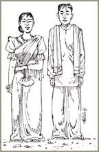 sri lankan national dress business