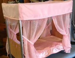 girls bed net white wooden for poster canopy bed bedroom using king size