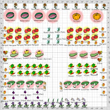 a diva u0027s garden 2012 vegetable garden plan