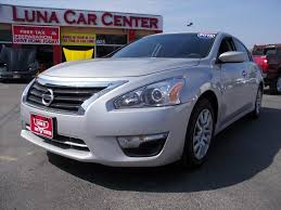 nissan altima 2015 blue 2015 nissan altima 2 5 s 4dr sedan in san antonio tx luna car center