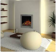 Fireplace Electric Insert Decoration Two Sided Electric Fireplace Insert Floating Electric
