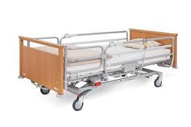 Hospital Bed Rails Long Term Care Bed Eleganza 1 Linet Beds Mattresses