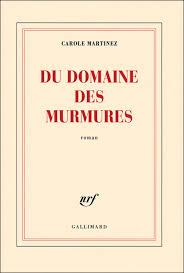 DU DOMAINE DES MURMURES (couverture)
