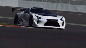 lexus lf fc lexus lf lc gt vision is here to fry your playstation 3 console
