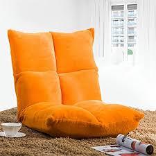 merax lazy sofa floor cushion sofa chair folding beach chair