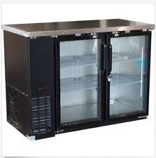 beer refrigerator glass door 65