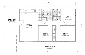 Granny Flats Floor Plans Granny Flat Perth The Hamilton Granny Flats Warehouse