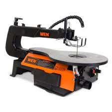 Table Jigsaw Ryobi 1 2 Amp 16 In Corded Scroll Saw Sc165vs The Home Depot