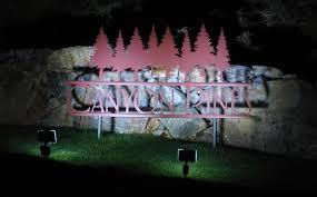 lighting stores reno nv canyon pines solar flood lights development entrance accent lighting