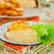 cuisiner pomme de terre nouvelle recette gâteau invisible aux pommes de terre nouvelles facile