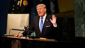 Donald Trump Home Address Unga 2017 Donald Trump Full Video And Transcript At United