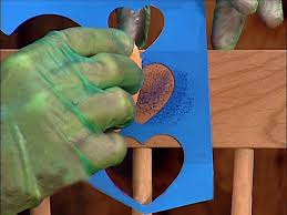 How To Paint And Stencil by How To Use Stain For Stenciling On Wood How Tos Diy