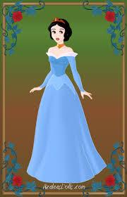 snow white as aurora blue by javelaud on deviantart