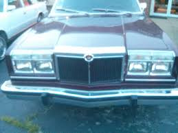 old chrysler grill ebay classic 1987 plymouth gran fury salon u2013 they weren u0027t all cop