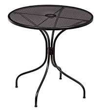 Outdoor Bistro Table Hton Bay Nantucket Metal Outdoor Bistro Table