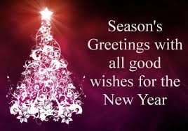 we wish you a happy season and a new year of happiness and