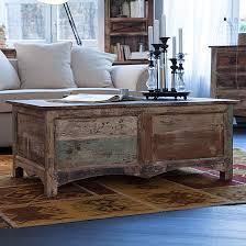 Wohnzimmertisch Truhe Tisch Truhe Tolle Truhentisch Couchtisch Mango Holz 70795 Haus