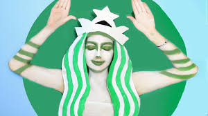 diy halloween costume 2017 diy starbucks halloween costume youtube