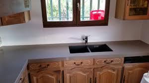 changer un plan de travail de cuisine changer plan de travail cuisine rustique argileo