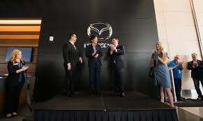 mazda headquarters greater irvine chamber latest news mazda debuts relocated