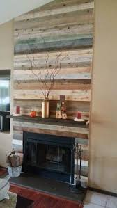 Wood Mantel Shelf Diy by Creativity At Its Peak In This Diy Fireplace Mantel Fixing Method