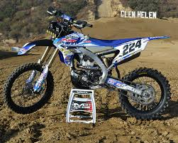 motocross bikes yamaha 2017 yamaha yz250fx race test dirt bike test