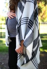 maternity fashion fall wardrobe ideas poncho styling tips