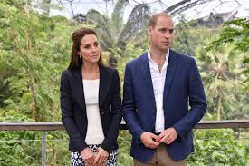 Prince William And Kate Kate Middleton And Prince William Visit The Eden Project Duke