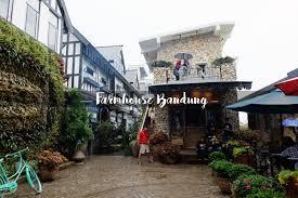farmhouse susu lembang travel agent bandung tour travel