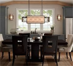Slat Back Dining Chairs Chandeliers Design Marvelous Lighting Over Kitchen Table Slat