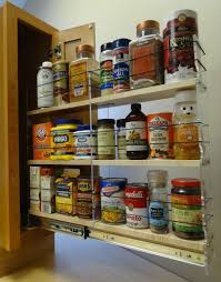 Sliding Spice Rack Spice Racks Organizing Spices Spice Rack Drawer Vertical Spice