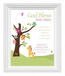 Baptism Engraved Gifts Baptism Personalized Gift Gift For Godson By Kreationsbymarilyn