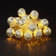 christmas lights outdoor indoor tree john lewis buy led moroccan