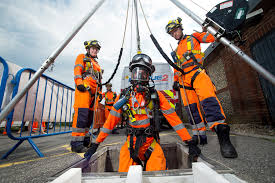 rescue 2 confined space entry rescue support teams