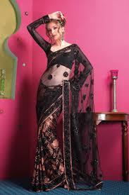 designer blouse designs for net sarees 2017