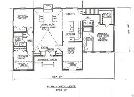 ranch style house plans with open floor plan u2014 harte design
