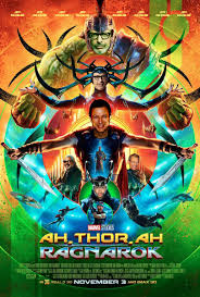 the one thing the new thor ragnarok poster needed to be perfect