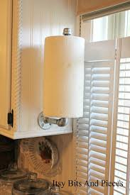 best 25 hanging towels ideas on pinterest over door towel rack itsy bits and pieces a simple project could use the pipe idea for all kinds of things towel racks paper towel holders maybe even drawer pulls