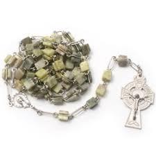 connemara marble rosary monastery greetings connemara marble rosary imported from