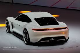 porsche concept porsche mission e to get competitive 85 000 starting price in the
