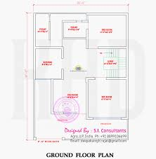simple flat roof house in kerala home design and floor plans